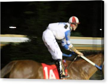 Hollywood Casino At Charles Town Races - 121260 Canvas Print by DC Photographer