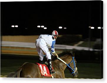 West Canvas Print - Hollywood Casino At Charles Town Races - 121262 by DC Photographer
