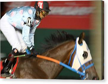 Hollywood Casino At Charles Town Races - 121265 Canvas Print by DC Photographer