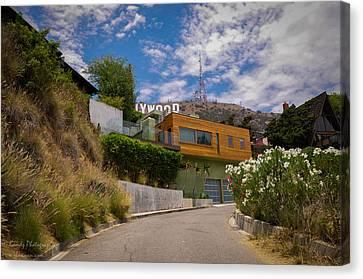 Hollywood  Canvas Print by Gandz Photography