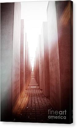 Holocaust Memorial Berlin Canvas Print