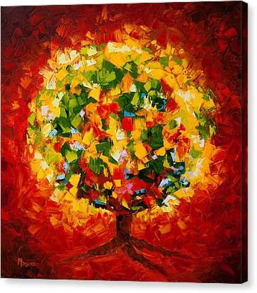Holy Ground Canvas Print