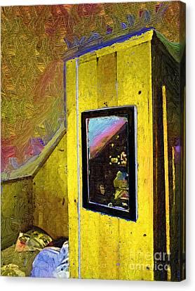 Home Again Canvas Print by RC deWinter