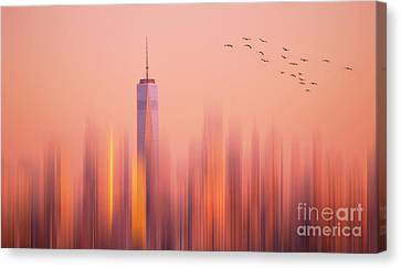 Towards Freedom Canvas Print by Rima Biswas