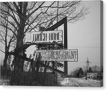 Canvas Print featuring the photograph Home Cooking  by Michael Krek