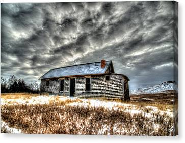 Canvas Print featuring the photograph Homestead 2 by Kevin Bone