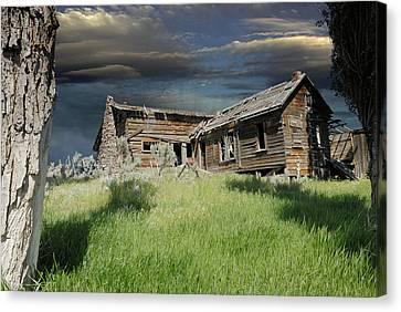 Homestead Spirits Canvas Print
