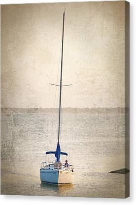 Homeward Bound Canvas Print by Charles Beeler