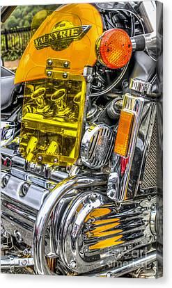 Honda Valkyrie 1 Canvas Print