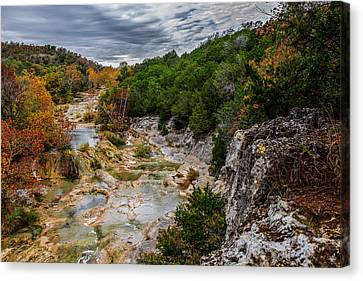 Honet Creek 2 Canvas Print by Doug Long