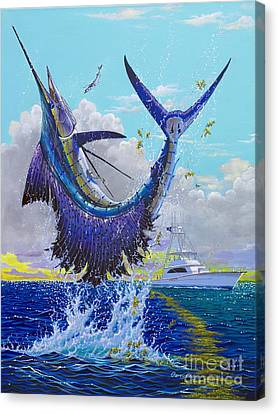 Hooked Up Off004 Canvas Print