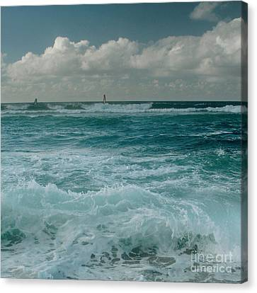 Hookipa Maui North Shore Hawaii Canvas Print