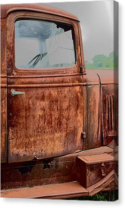 Canvas Print featuring the photograph Hop In by Lynn Sprowl