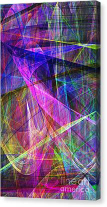 Hope 20130511v3 Canvas Print by Wingsdomain Art and Photography