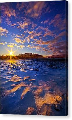Hope Is Never Lost Canvas Print by Phil Koch