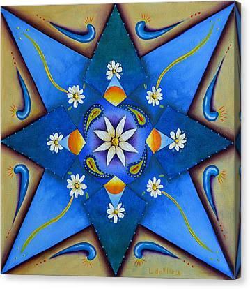 Hope Canvas Print by Leana De Villiers