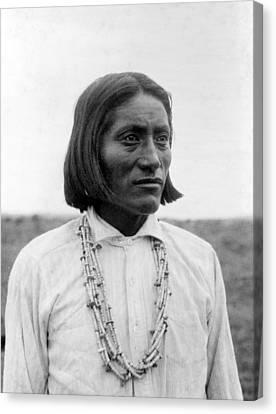 Hopi Priest, C1900 Canvas Print