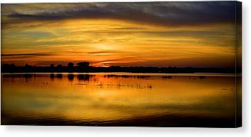 Horizons Canvas Print by Bonfire Photography
