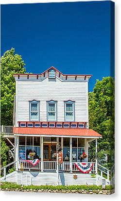 Horton Bay General Store II Canvas Print by Bill Gallagher