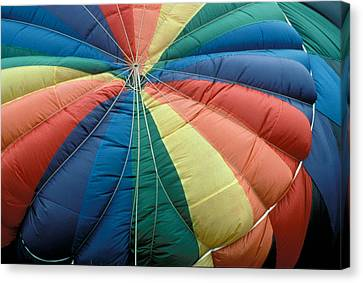 Hot Air Balloons Canvas Print by Gail Maloney