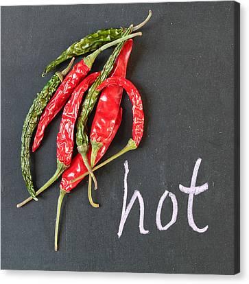 Hot Chili Canvas Print