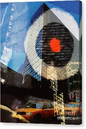 Hot Spot Canvas Print by Lutz Baar
