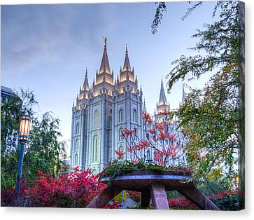 House Of The Lord Canvas Print