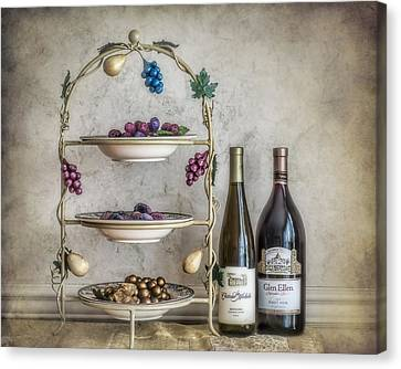 House Wine Canvas Print