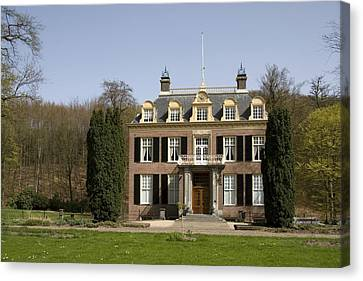 House Zypendaal In Arnhem Netherlands Canvas Print by Ronald Jansen