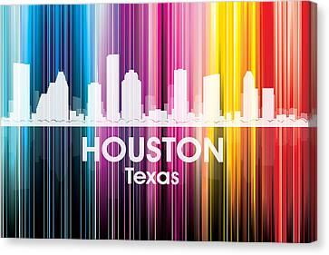 Houston Tx 2 Canvas Print