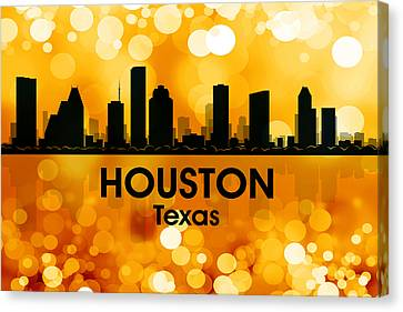 Houston Tx 3 Canvas Print