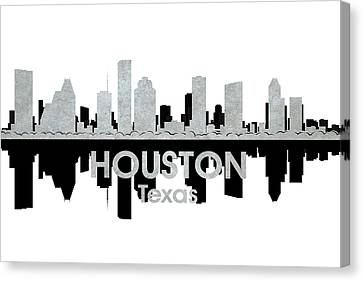 Houston Tx 4 Canvas Print