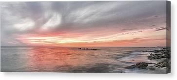 How It Can End II Canvas Print by Jon Glaser
