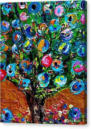 How We See Life Canvas Print by Harmony Thiessen