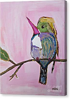 Hummingbird No. 1 Canvas Print
