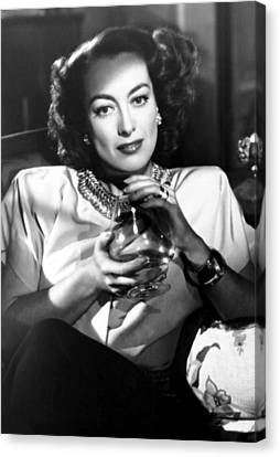 Humoresque, Joan Crawford, 1946 Canvas Print by Everett
