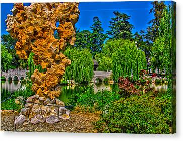 Huntington Gardens Ca Canvas Print