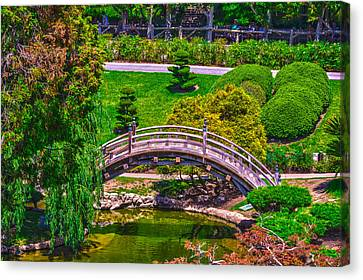 Huntington Library Ca Canvas Print