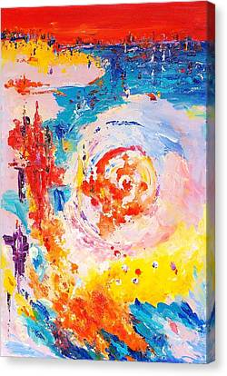 Hurricane 1 Canvas Print