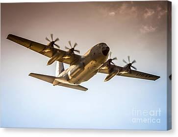 Aviationart Canvas Print - Hurricane Hunters by Felix Bahamonde