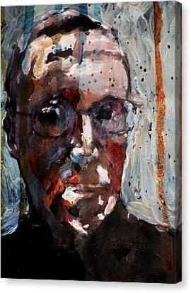 Husdant Portrait Canvas Print