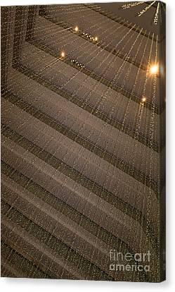 Hyatt Regency Hotel Embarcadero San Francisco California Dsc1969 Canvas Print