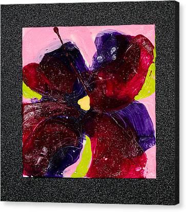 Hybiscus Canvas Print