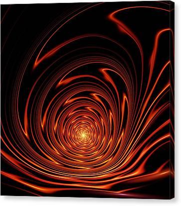 Hypnosis Canvas Print by Anastasiya Malakhova