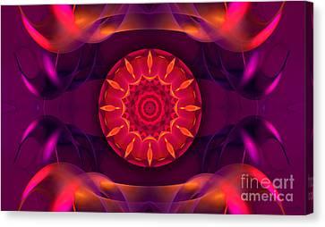 Hypnosis Canvas Print by Hanza Turgul