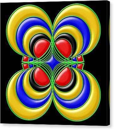 Hypnotic Canvas Print by Anastasiya Malakhova