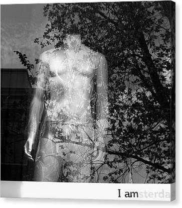 I Am Amsterdam Canvas Print