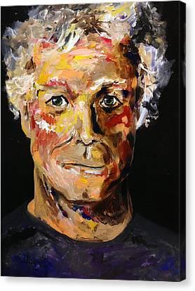 I Am Me Am I  Canvas Print by Alan Lakin