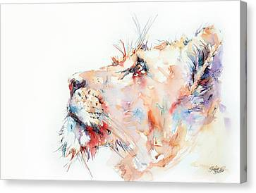 I Belong To Africa ...  Canvas Print by Stephie Butler