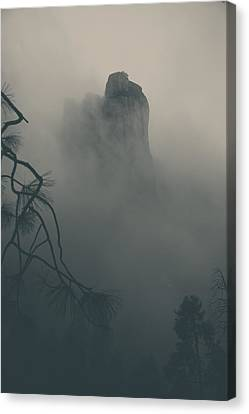 Yosemite National Park Canvas Print - I Can Barely Remember by Laurie Search